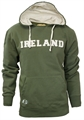 Picture of Croker Olive Green Ireland Pullover Hoodie