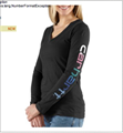 Picture of Carhartt Women's Sleeve Logo T - Shirt